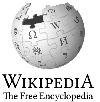 wikipedia logo detail