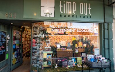 Time Out Bookstore
