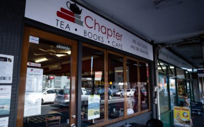 Chapter Book and Tea Shop